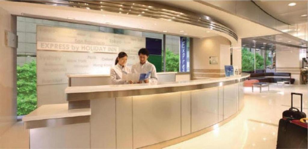 Holiday Inn Express Yantai Yeda, Yantai