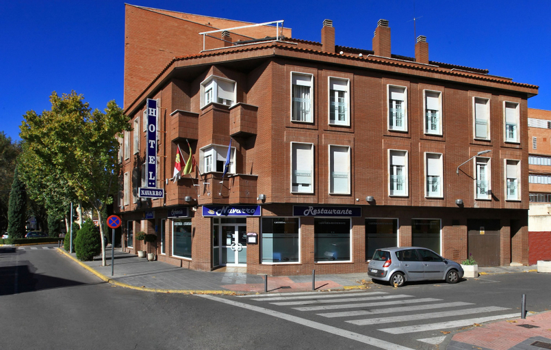 Hotel Navarro, Ciudad Real