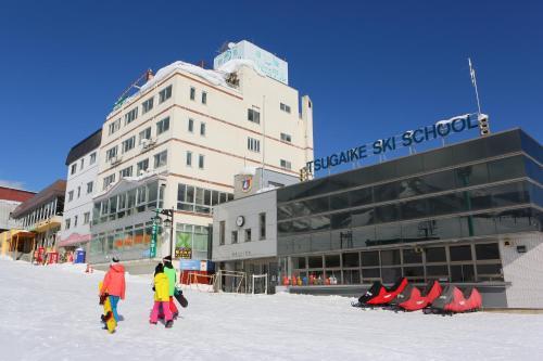 Tsugaike Kanko Hotel, Otari