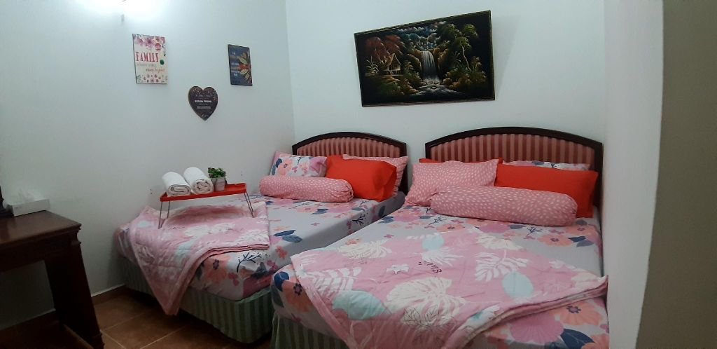 cosy getaway holiday,room in a unit., Port Dickson