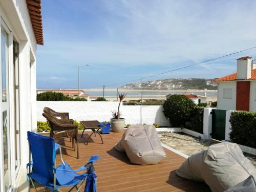 Property with 2 bedrooms in Obidos , with wonderful sea view, furnished terrace and WiFi - 100 m fro, Óbidos