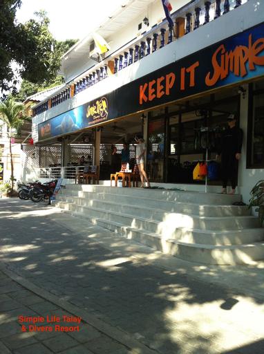 Simple Life Talay & Divers Resort, Ko Phangan