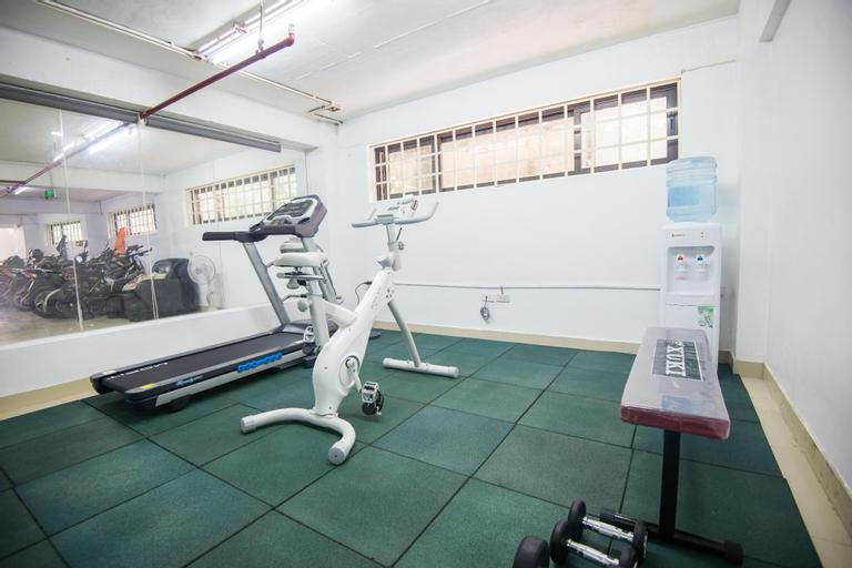 HOUSING LL17*01 BEDROOM APARTMENT IN LINH LANG, Ba Đình