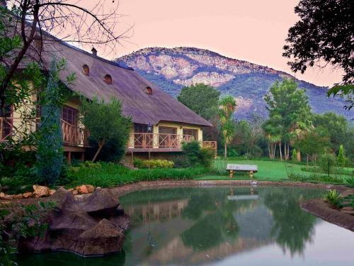 Glenburn Lodge & Spa, West Rand