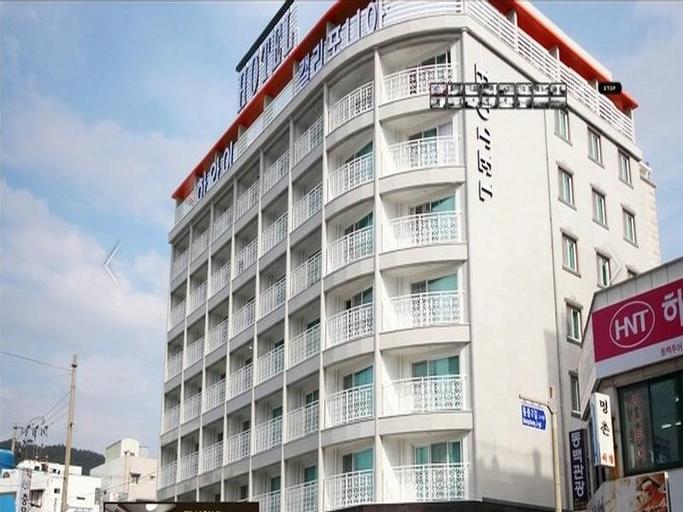 California Hotel, Tongyeong