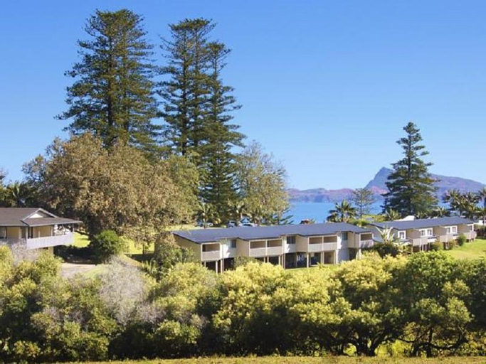 The Crest Apartments, Norfolk Island