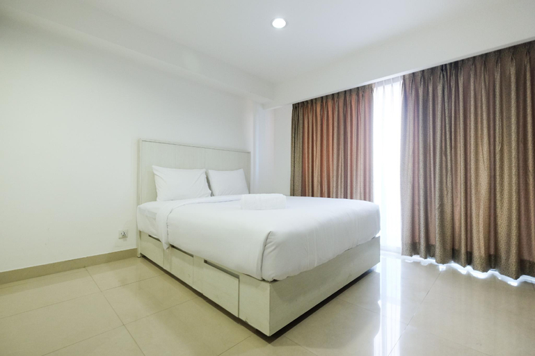 Cozy Studio at Tamansari The Hive Apt By Travelio, East Jakarta