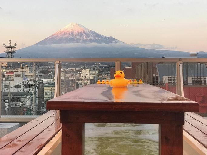 Fujimi Ryokan, Fuji