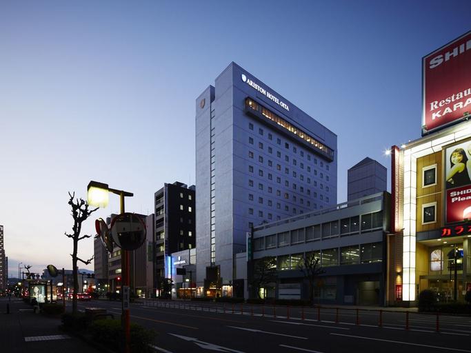 Oita Ariston Hotel, Ōita