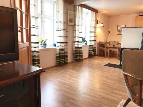 Villa Holmen, ground floor apartment, Balestrand