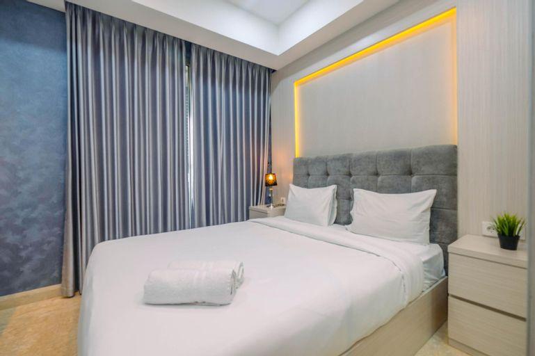 New Fully Furnished Studio at Gold Coast PIK By Travelio, Jakarta Utara