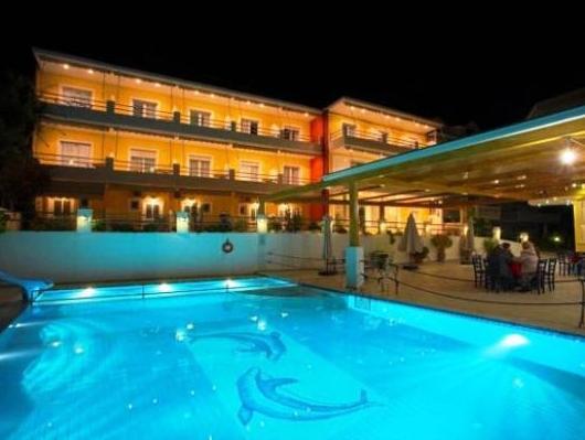 Hotel Dimitra, Epirus