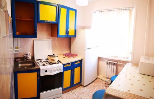Однокомнатная квартира 119-43, Atyrau