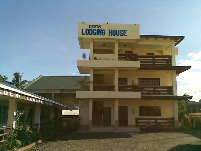 Edens Lodging House, Santa Ana