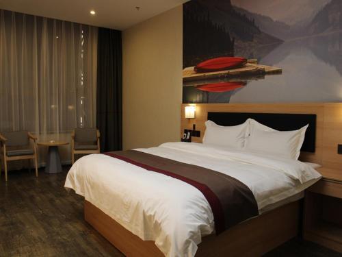 Thank Inn Plus Hotel Liaoning Fuxin Passenger Terminal Station Store, Fuxin