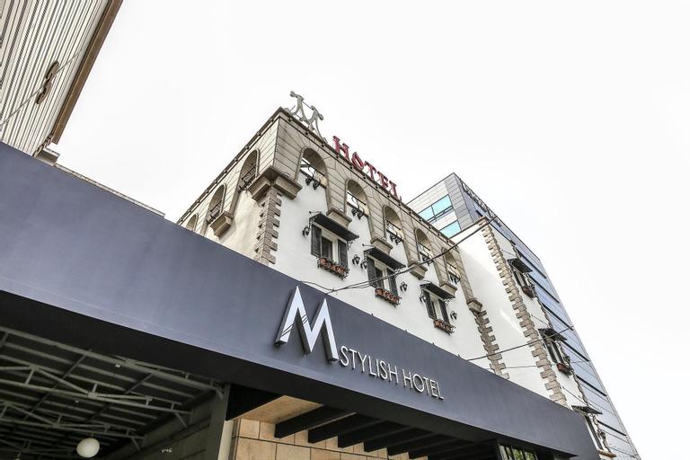 M STYLISH HOTEL, Dong-daemun