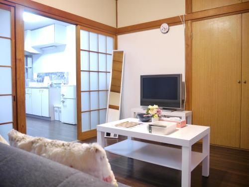 六実1dk 成田空港 東武線 一時帰国 Nomad松戸宿072, Matsudo