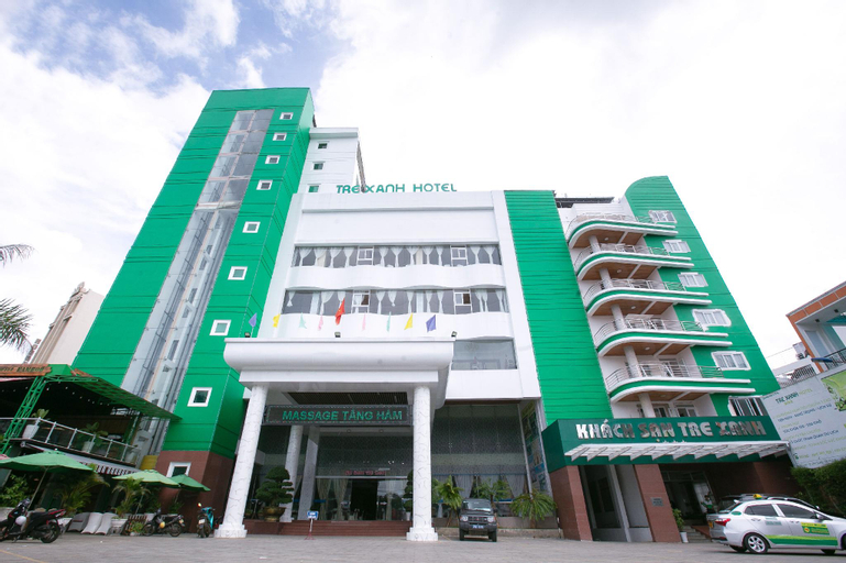 Green Bamboo - Tre Xanh Plaza Hotel, Pleiku