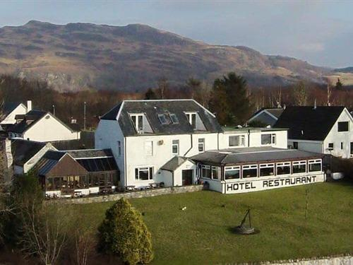 Lochnell Arms Hotel, Argyll and Bute