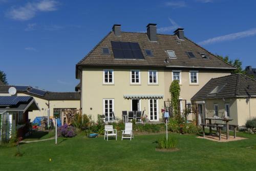 Altes Krupphaus auf der Heimaterde, Mülheim an der Ruhr