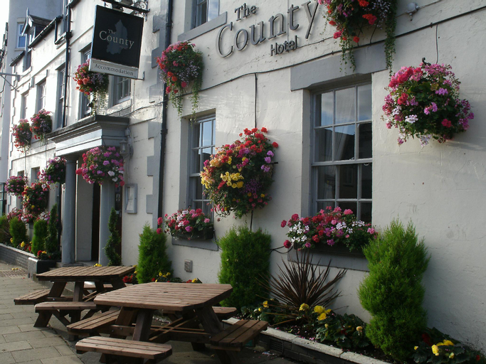 The County Hotel, Northumberland