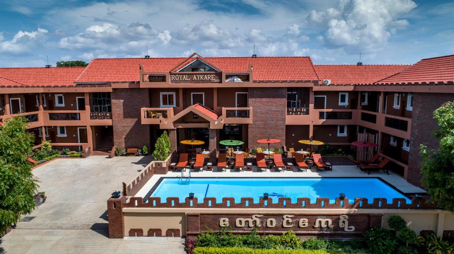 Royal Aykare Lodge, Myingyan