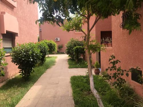 House with 3 bedrooms in Saidia with enclosed garden, Berkane Taourirt