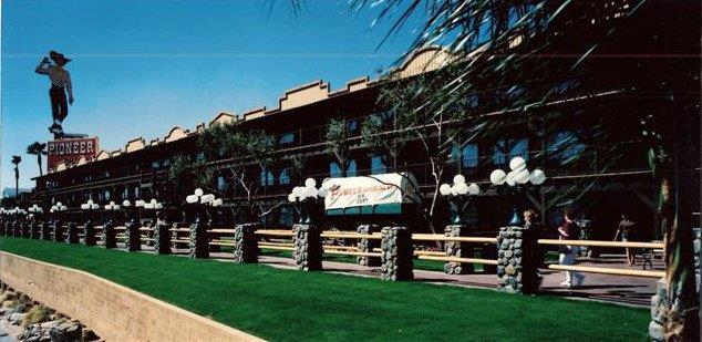 Pioneer Hotel and Gambling Hall, Mohave