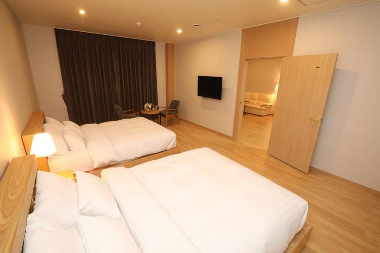 Wanju Daedunsan Hotel, Geumsan