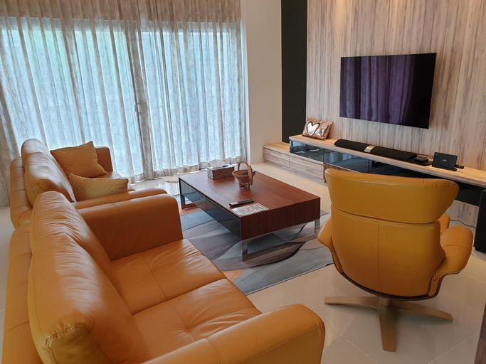 Jk Premium Home @The Cube/8Pax/2Parkings/Kch, Kuching