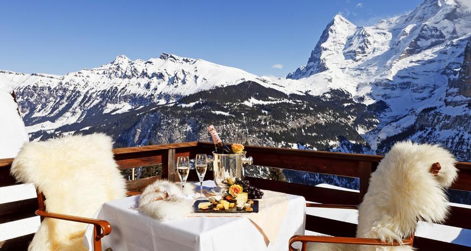 Eiger Mürren Swiss Quality Hotel, Interlaken