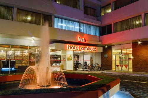 Hotel Ambato, Ambato