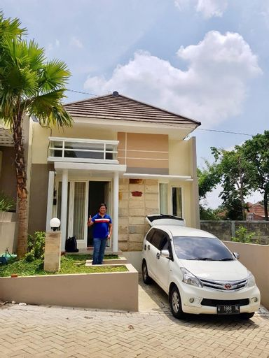 Villa Permata Afta Batu, Malang