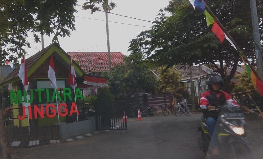 Penginapan keluarga harian di kota Malang, Malang