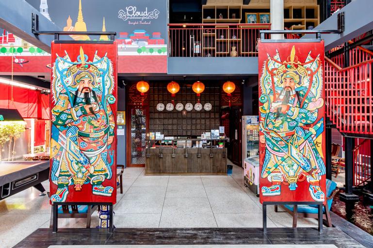 CLOUD on Saladaeng Silom Hostel Bangkok, Sathorn