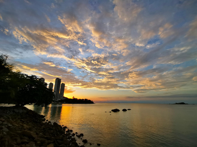 Best Deal ! Single Bed*Beach*A/con*Wifi*SL1*, Pulau Penang