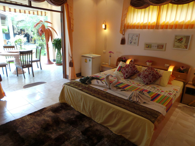 Luxury Private Villa In A Stunning Locationpool, Bang Lamung