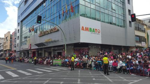Hotel Emperador, Ambato