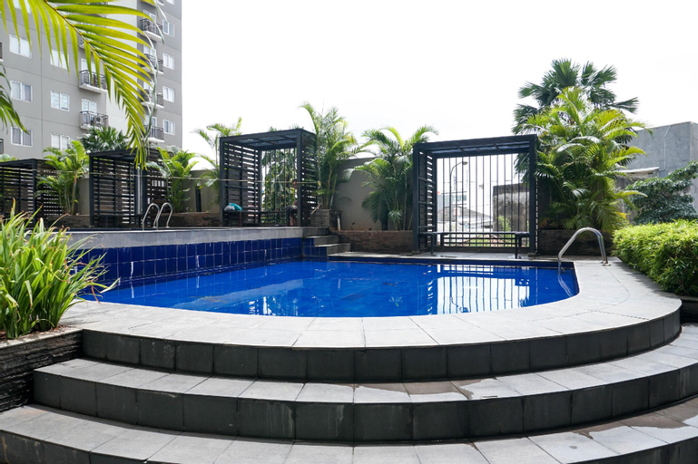 Simply 2BR Puri Park View Apartment By Travelio, West Jakarta
