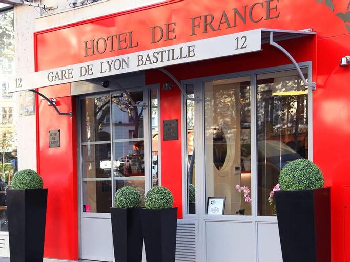 Hotel de France Gare de Lyon Bastille, Paris