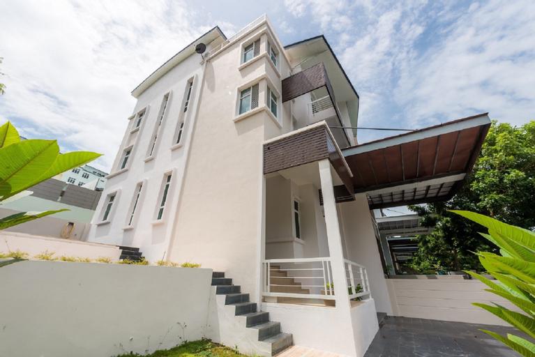 New Corner Shamrock Beach Villas Seaview, Pulau Penang