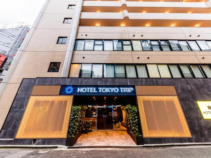 Hotel Tokyo Trip Nishinippori, Kita