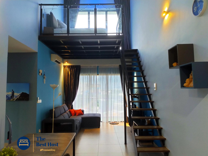 The Loft @ Petalz by TheBestHost, Kuala Lumpur