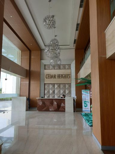 Cozy apartemen puri orchad, West Jakarta