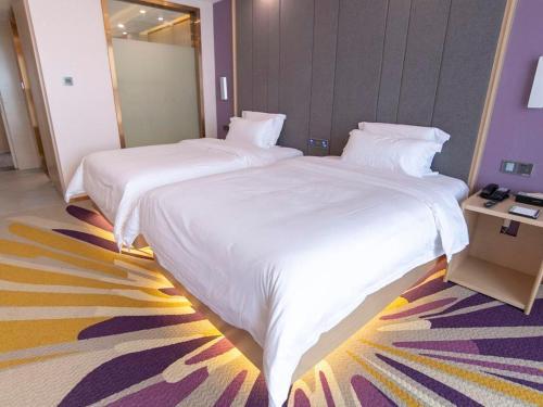 Lavande Hotel·Bazhong Fortune Center, Bazhong