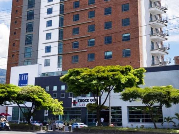 Hotel Tryp Medellin, Medellín