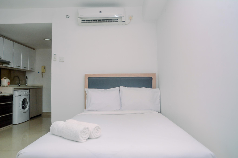 Elegant Studio The Hive Tamansari Apartment By Travelio, Jakarta Timur
