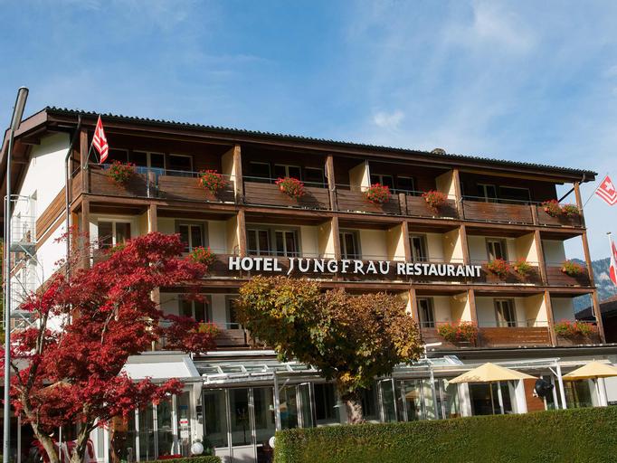 Jungfrau, Interlaken