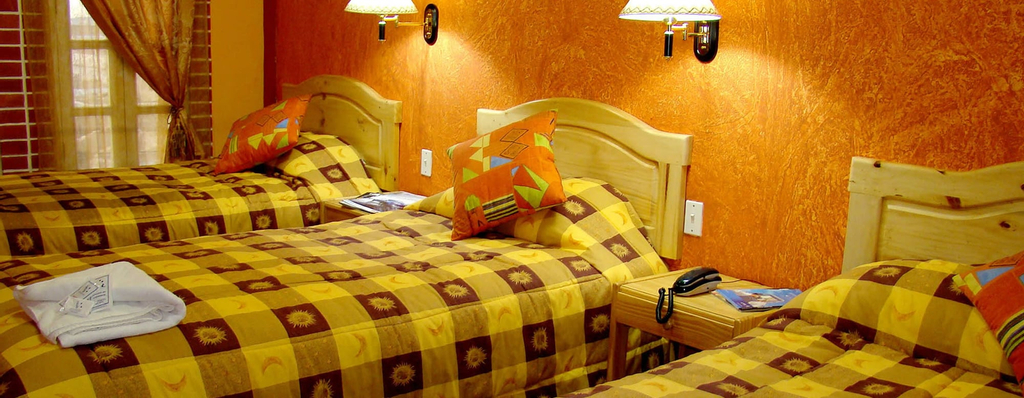 Hotel Samay Wasi, Antonio Quijarro
