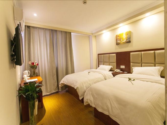 GreenTree Inn Suzhou Guanqian Street Leqiao Subway Station Express Hotel, Suzhou